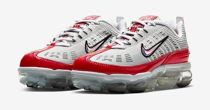 Nike Air VaporMax 360 University Red