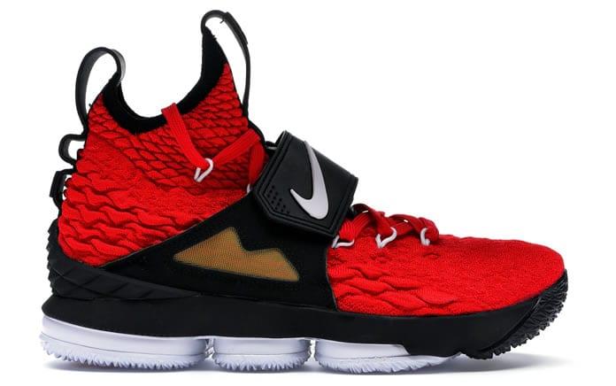 ike LeBron 15 Red Diamond Turf Edition